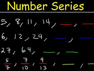Number series : Logical Reasoning
