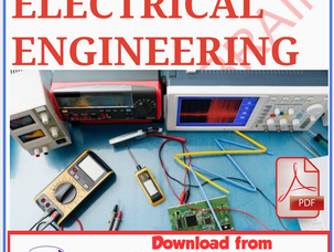 Basic Electrical Engineering Book Pdf Download free / ELECTRICAL ENGINEERING BOOK PDF FREE DOWNLOAD