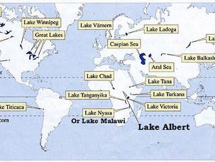 विश्व की झीलें : World's Lakes
