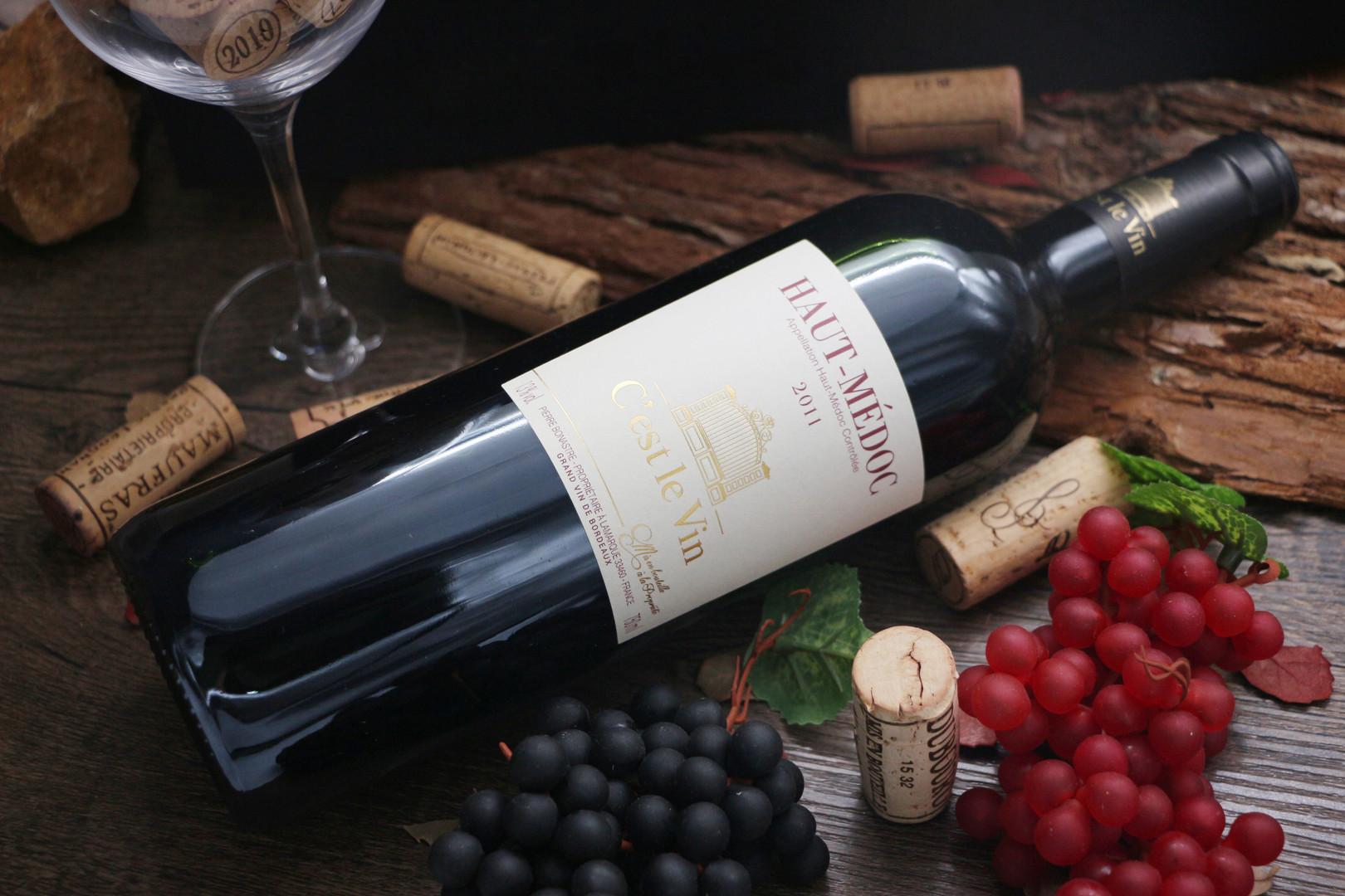 Haut Medoc 紅葡萄酒