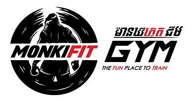 MONKIFIT gym logo