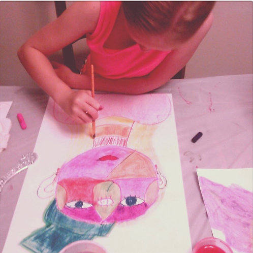 Art After School with Lindsay McBride Ages 7-12