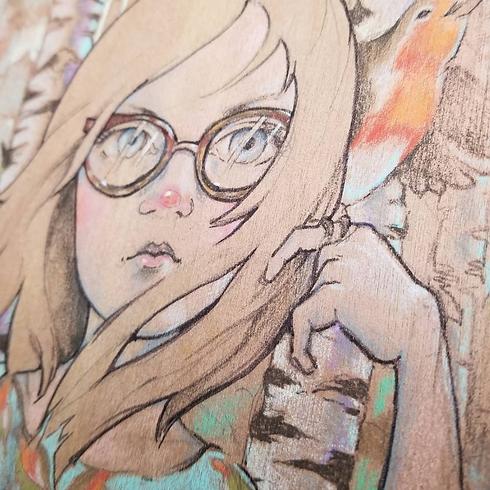 Illustration Camp with Josephine Munro