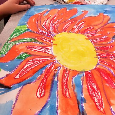 Art Camp with Nancy Andruk Olson