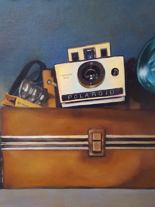 Canceled*Beginning to Intermediate Oil Painting with Theresa Otteson- Ages 14+