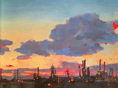 Intro to Acrylic Painting with Jo Munro- Ages 12+