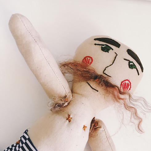 Cancelled-Lookalike Doll Workshop with Audrey Christensen