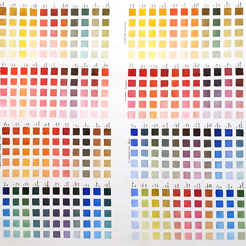 Color Theory with Theresa Otteson