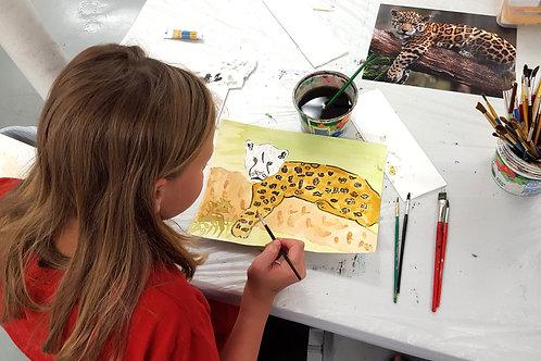 Kids Holiday Workshop- Ages 5-12