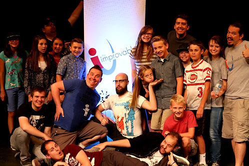 Improv Camp with the Improvables