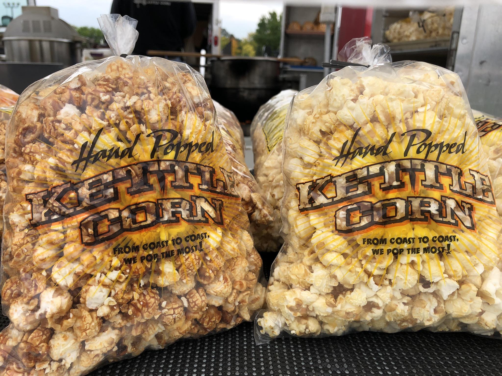 Sky Mountain Kettle Corn