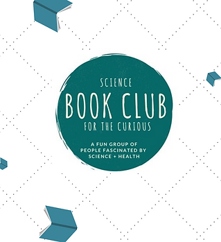 Facebook Cover -Science Book Club for th