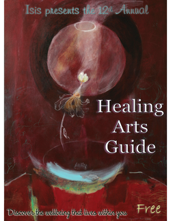 Healing Arts Guide Cover 2015