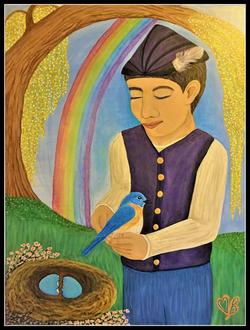Bluebird Boy