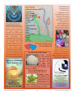 Scrolls Art Page September