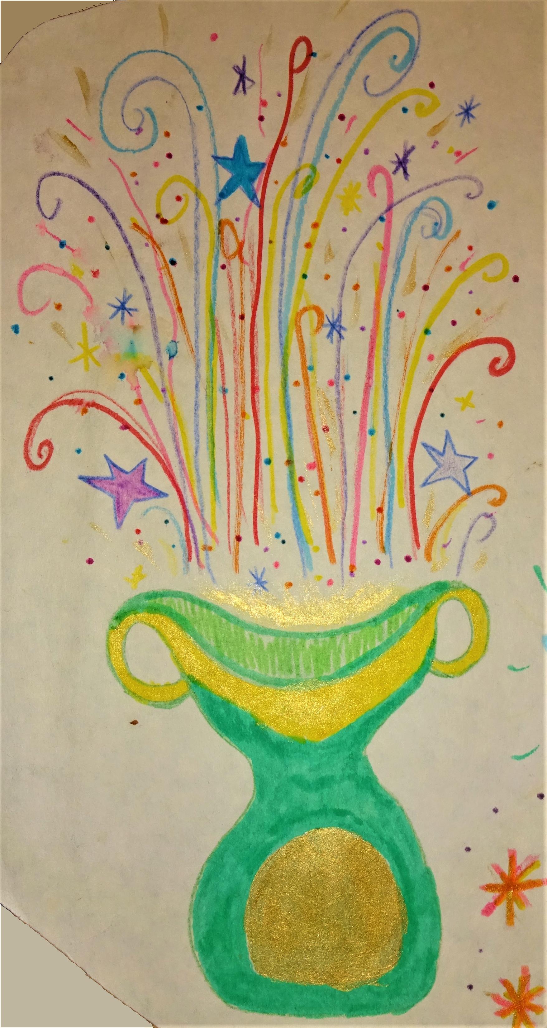 Celebration Pot