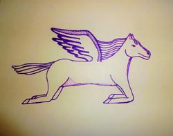 Windsy the Pegasus