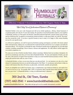 Humboldt Herbals