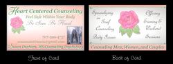 Biz Card Heart Counseling