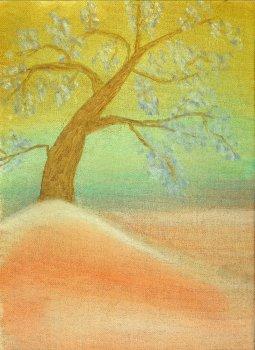 Tree Oilcolor