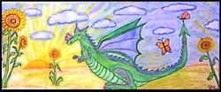 dragon butterfly fm bk
