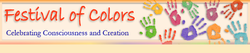 Festival of Colors Banner