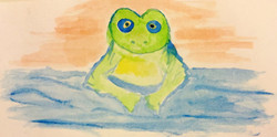 Green Froggy Thing 2006