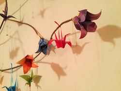 Origami Tree Branch