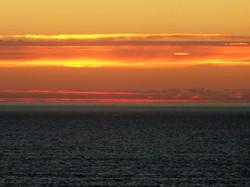 Pink & Gold Sunset
