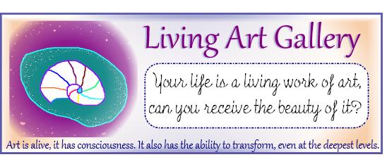 Living Art Banner