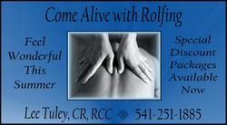 Rolfing Slide 1