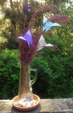 Origami Butterfly Boquet