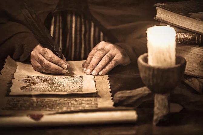 The Storyteller's Letter