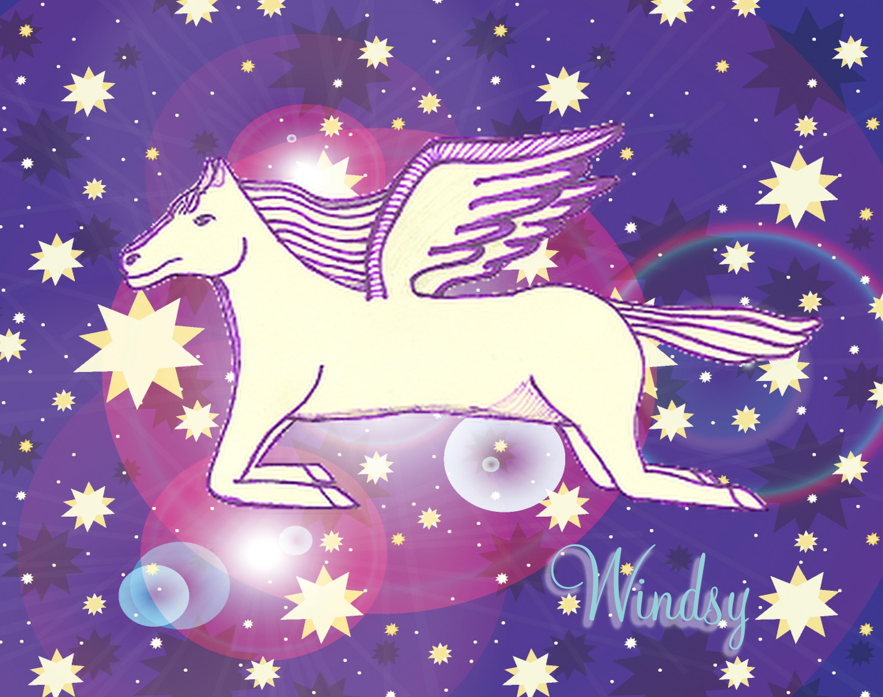 Windsy Cosmic Flight