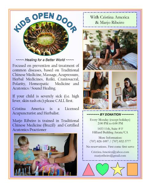 Kids Open Door Page