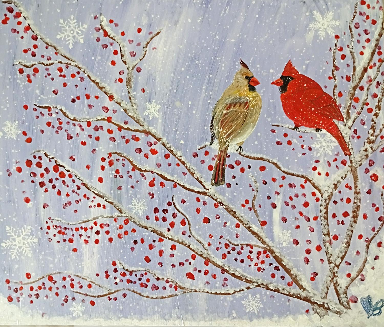 Cardinal Wonderland