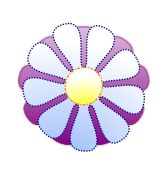 Simple Graphic Flower