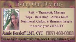 Living Our Divinity Slide