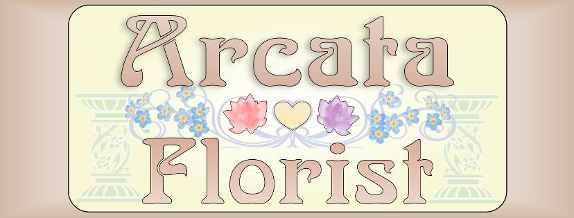 Arcata Florist Banner