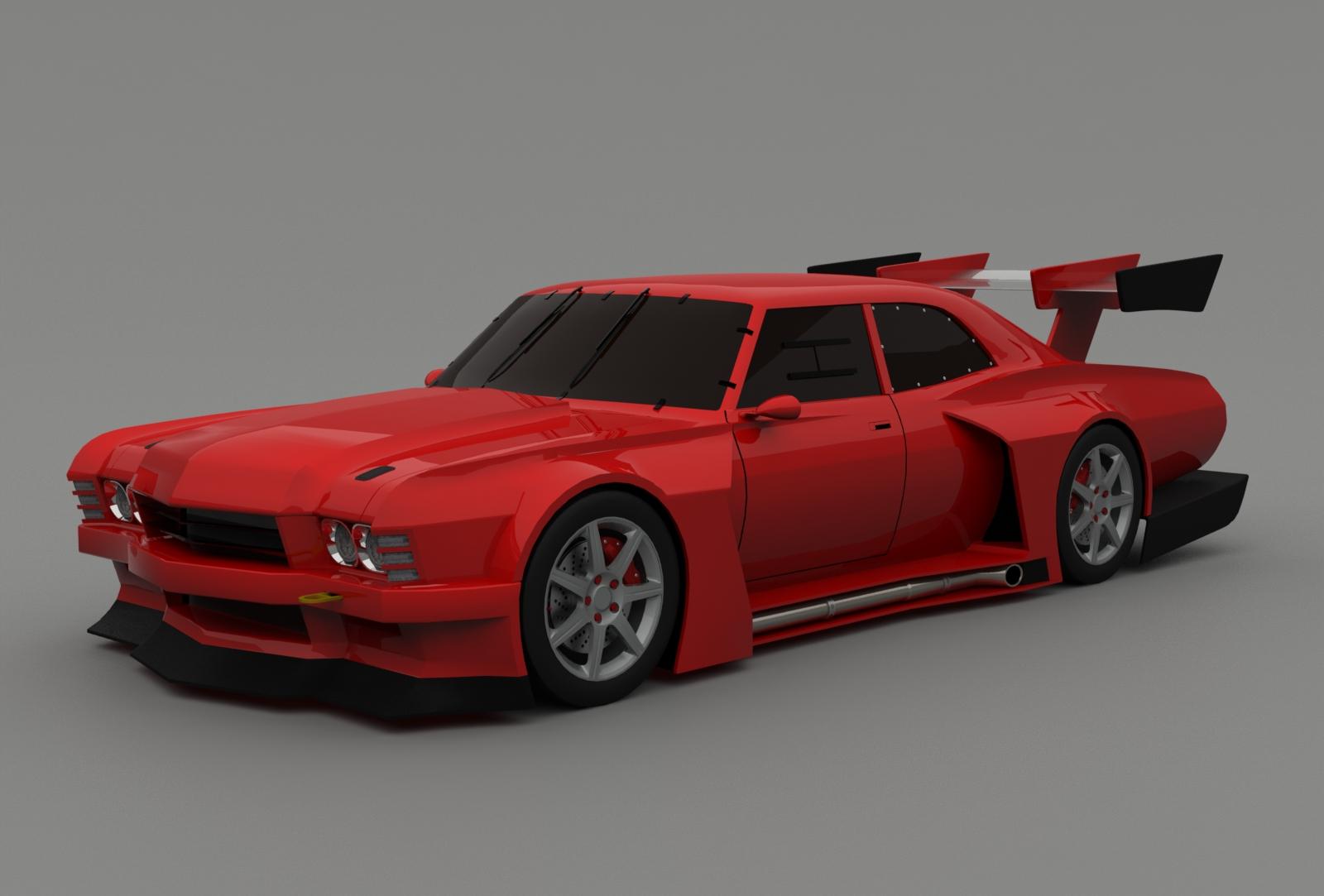 2013-03_The Crew_F.Beudin_Chevrolet Impala-1967-Racing2 Design_02