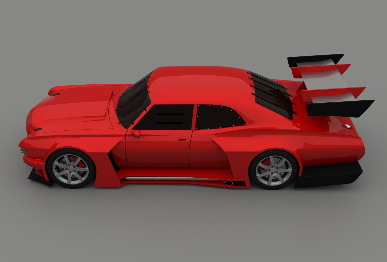 2013-03_The Crew_F.Beudin_Chevrolet Impala-1967-Racing2 Design_03
