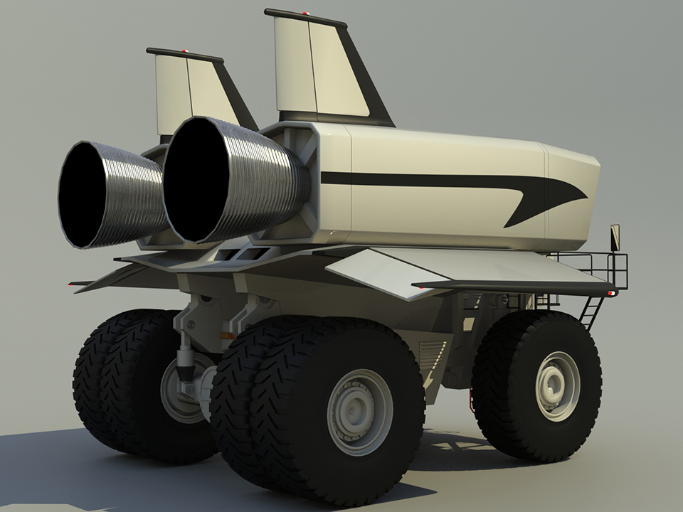 2011-08_The Crew_F.Beudin_Giant Truck_Rocket_06