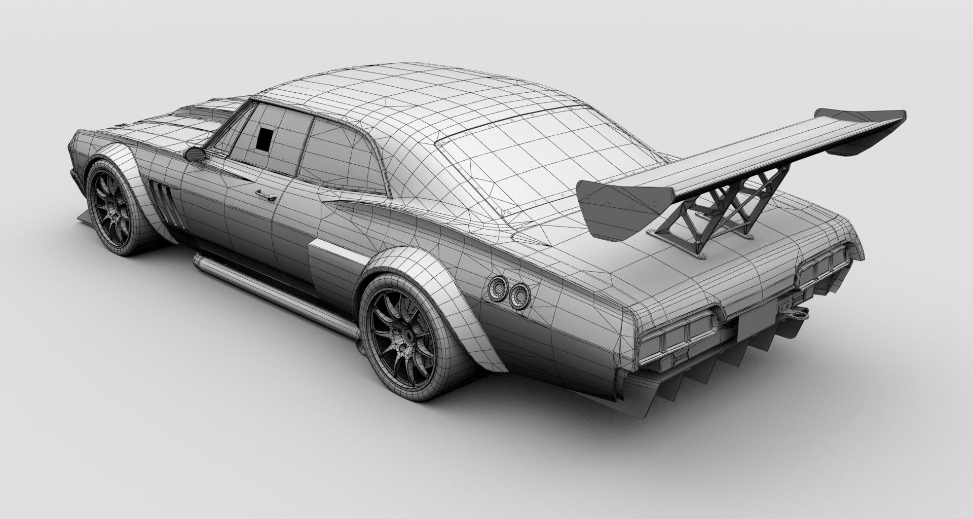 2013-03_The Crew_F.Beudin_Chevrolet Impala-1967-Racing_AO-Rear