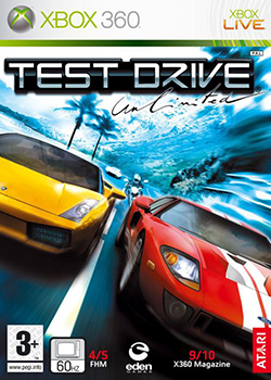 Test Drive Unlimited_Cover