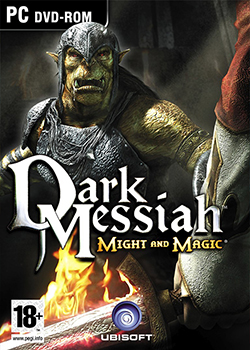 Dark-Messiah Might&Magic_Cover