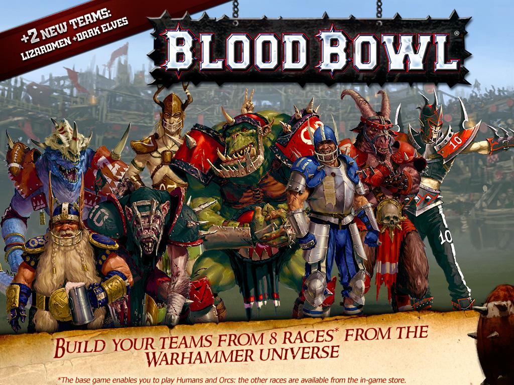 Blood Bowl Android-IOS
