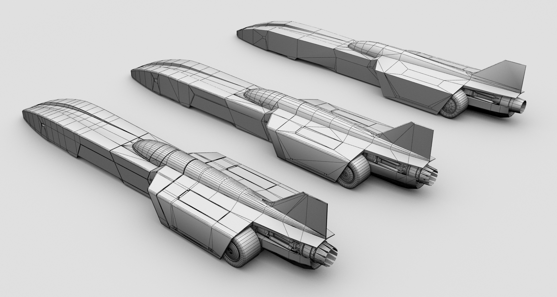 2012-10_The Crew_F.Beudin_Rocket-Car_AO_LOD-Rear