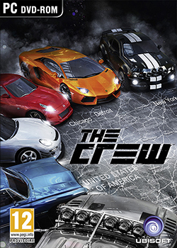 The Crew_Cover