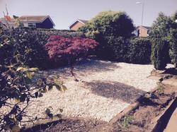 Front Garden in Exmouth