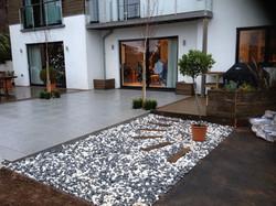 Finished Lympstone garden
